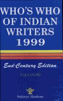 Who's Who of Indian Writers by