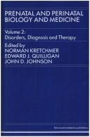 Disorders, Diagnosis and Therapy by N. Kretchmer