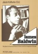 James Baldwin by Jakob Kollhofer