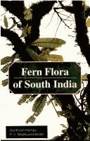 Fern Flora of South India by Santosh P.V. Nampy