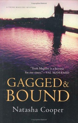 Gagged & bound by Natasha Cooper