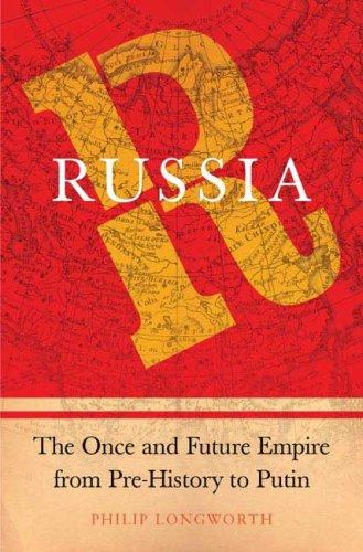 Russia by Philip Longworth