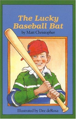The Lucky Baseball Bat (Springboard Books) by Matthew F Christopher