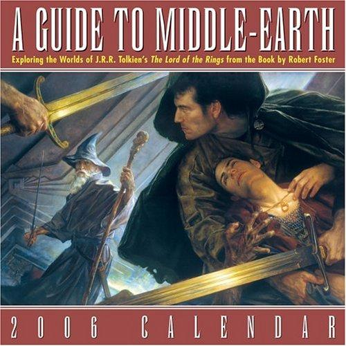 A Guide to Middle-Earth by The Mirage Press