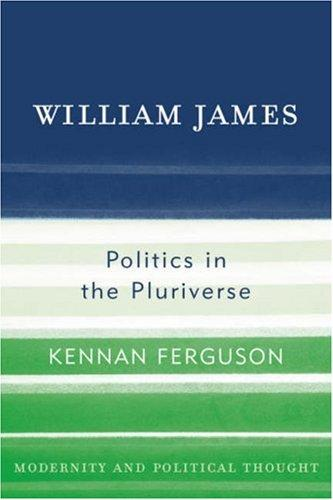William James by Kennan Ferguson