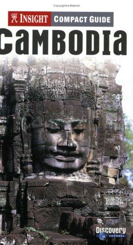 Insight Compact Guide Cambodia by Andrew Forbes