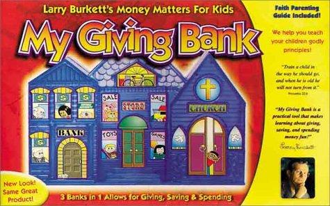 My Giving Bank by Faith Kids