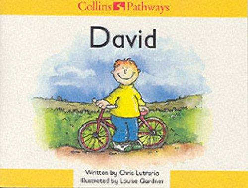 David by Chris Lutrario, Hilary Minns, Wade, Barrie.