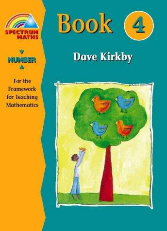 New Spectrum Maths (New Spectrum Maths - Number) by Dave Kirkby