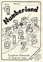 Numberland by Suzanne Edwards, Cherrie Wild