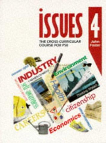 Issues (Issues – the Cross-curriculur Course for PSE)