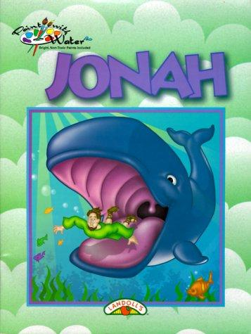Jonah-Paint with Water by American Education Publishing
