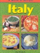 Italy (World of Recipes) by Julie McCulloch